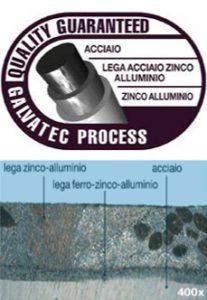 Galvatec process