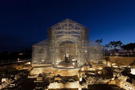 Basilica di Siponto - Tresoldi - Cavatorta